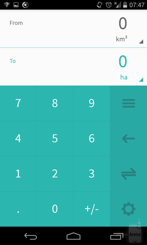 Flib unit converter for Android