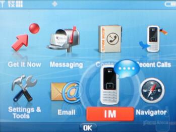 LG enV VX-9900 Hands-on