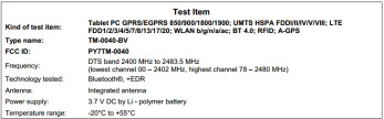 Sony Xperia Sirius (Z2?) and a new Sony tablet appear at the FCC, US LTE in tow