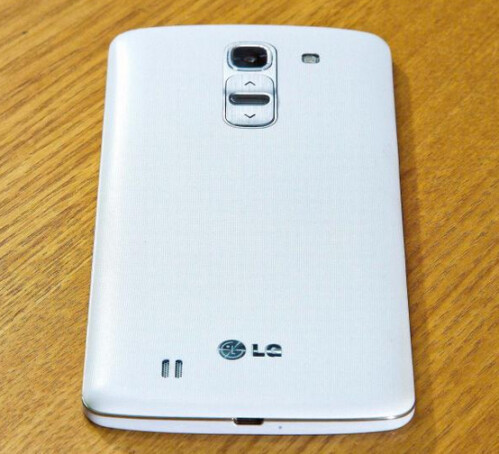 Leaked pictures of the LG G Pro 2