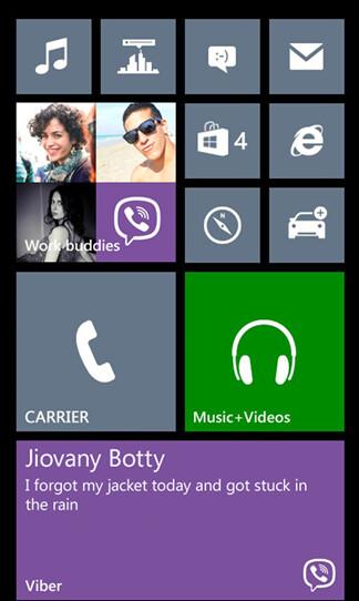 Viber 4.0 screenshots