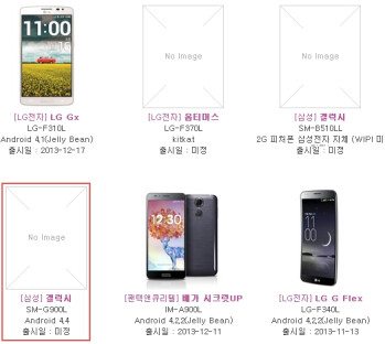 Korean Samsung SM-G900L shows up with 5.1-inch 1080p display and Android KitKat. Is this a Galaxy S5?