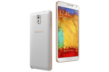 Rose gold Samsung Galaxy Note 3 now on backorder with Verizon for $249.99