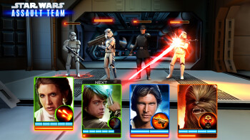 Star Wars: Assault Team turn-based game launches on Android, iOS, and Windows (Phone) 8 this spring