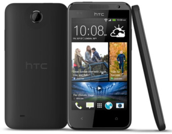 Quad-core HTC Desire 310 unveiled, seems to be the company's first MediaTek-based smartphone