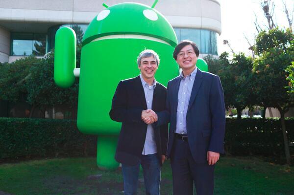 Can Lenovo/Motorola (Lenovorola?) challenge Samsung's Android dominance?