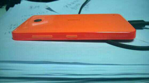 Nokia X (Normandy) Android phone poses for the camera again