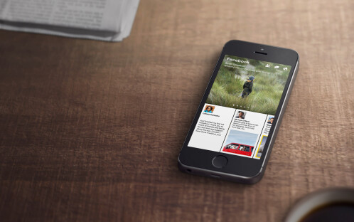 Facebook Paper for iOS