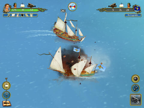 Sid Meier's Pirates! for iPad ($4.99 → $1.99)