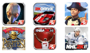 2K offers XCOM, Civilization, NBA 2K14, and more on iOS at half the price until Feb 3rd