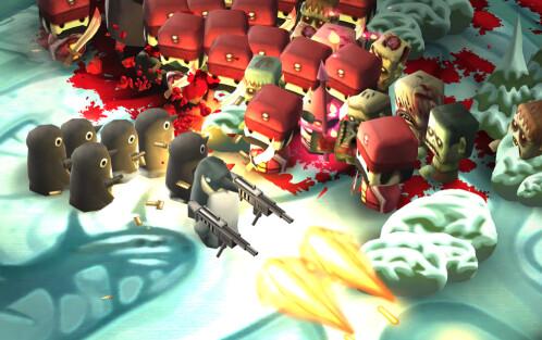 Minigore 2 Zombies screenshots