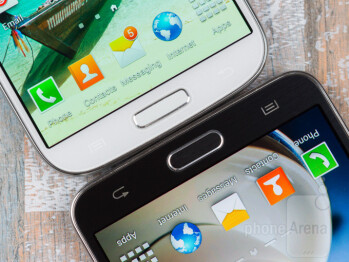 Samsung Galaxy Note 3 Neo vs Galaxy S4: first look