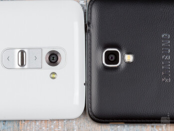 Samsung Galaxy Note 3 Neo vs LG G2: first look