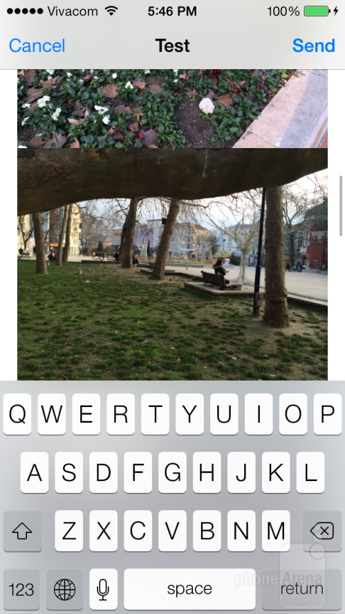 How to email more than five photos at one time with your iPhone