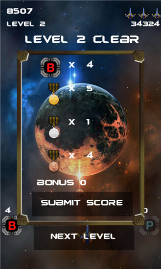 Space Shooter X for Windows Phone