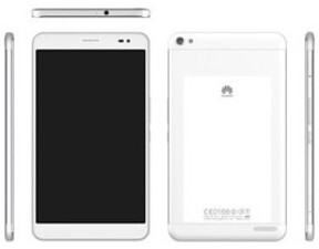 Quad-core Huawei MediaPad X1 could give Google's Nexus 7 and Amazon's Kindle Fire HDX a run for their money