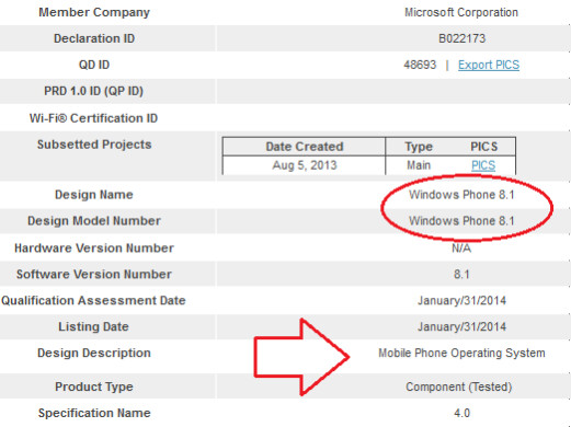 Windows Phone 8.1 receives its Bluetooth certification, making Microsoft a proud parent - Windows Phone 8.1 is now Bluetooth Certified