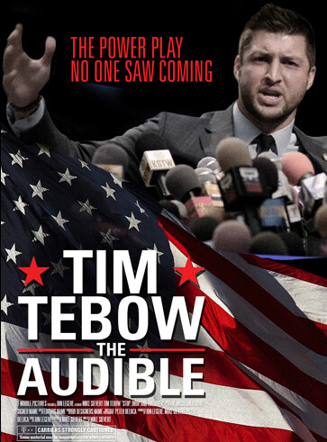Get a digital version of each of Tim Tebow's five T-Mobile posters, free for the asking