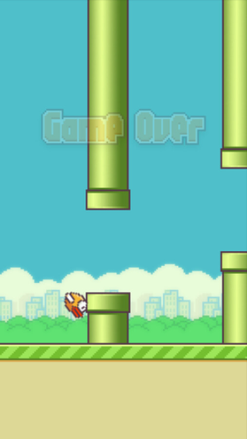 Flappy Bird arrives on Android: painfully addictive