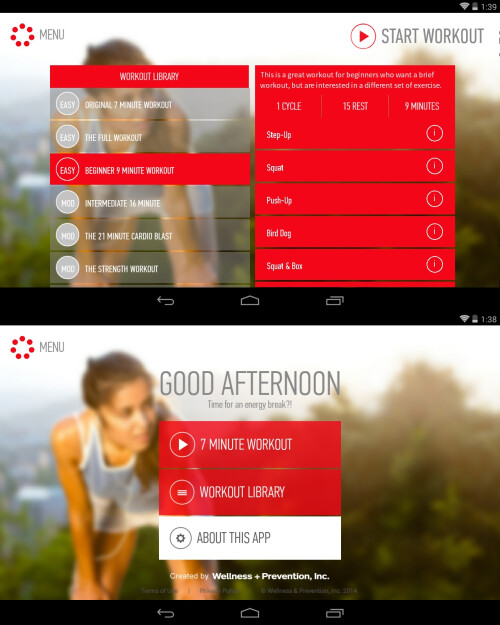 Johnson & Johnson 7 Minute - Android - Free