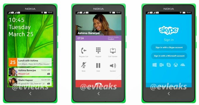 Android-powered Nokia X (Normandy) rumor round up: specs, interface, release date and price