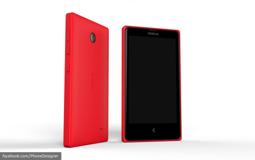 Superb Nokia X/Normandy concept renders based off leaks