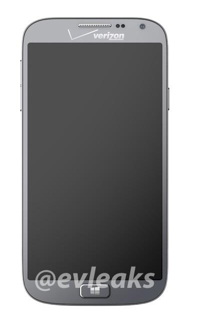 "Samsung ""Huron"" image leaks, Verizon bound Windows Phone"