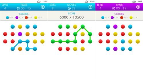 Pop The Dots - Windows Phone - Free