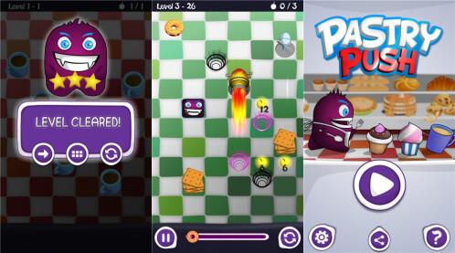 Pastry Push - Windows Phone - $0.99