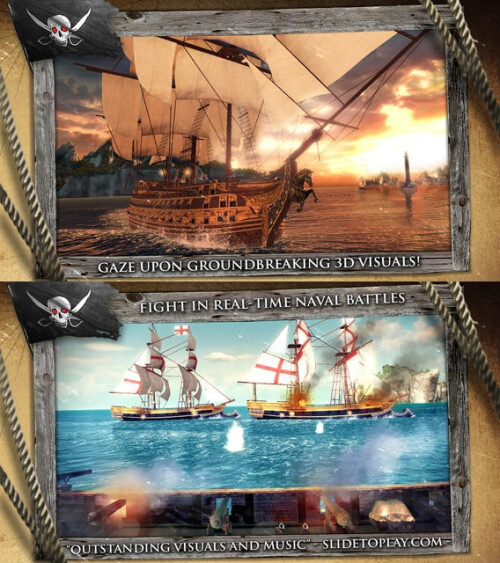 Assassin's Creed Pirates - Android, iOS - $4.99