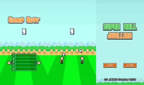 Super Ball Juggling - iOS - Free
