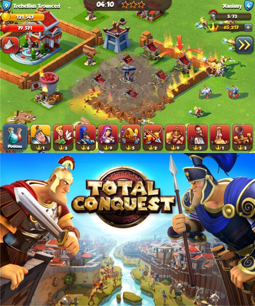 Total Conquest - Windows Phone - Free