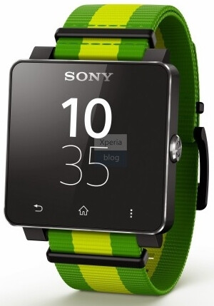 Sony SmartWatch 2 will have FIFA and Silver metal editions