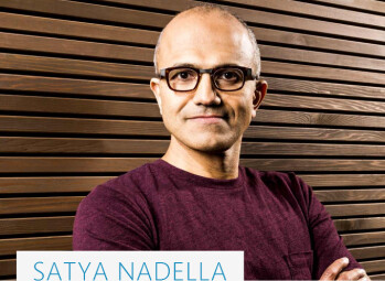 Satya Nadella becomes the third CEO of Microsoft, Bill Gates stages a comeback