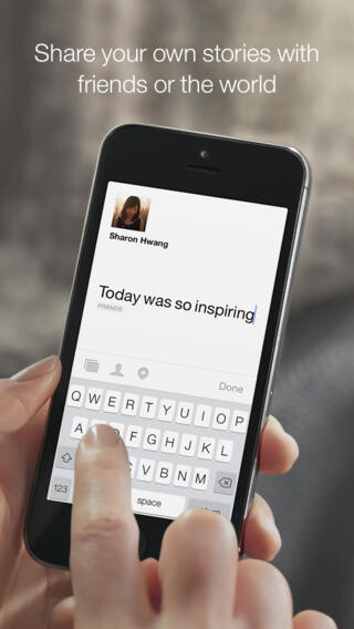 Paper is a beautiful way to get the news Facebook wants you to see