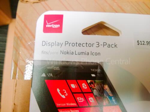 Nokia Lumia 929 Icon accessories