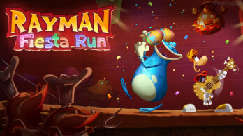Rayman Fiesta Run is out now on Windows Phone 8 devices