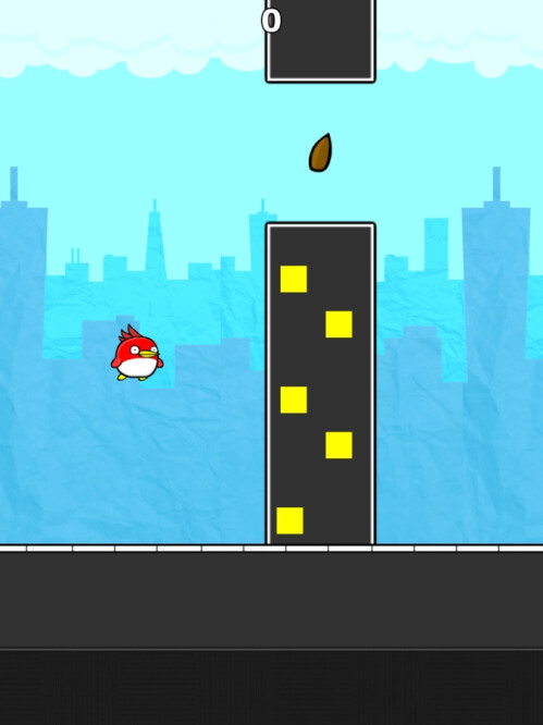 City Bird (Android) - urban flap-fare