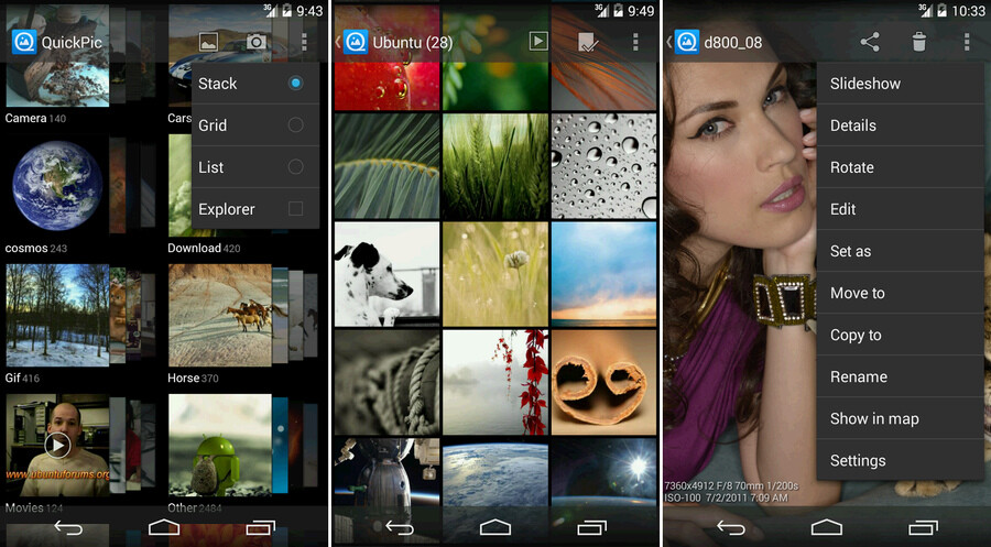 best gallery apps android