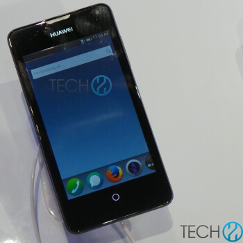 Huawei Ascend Y300 II with Firefox OS launching soon?