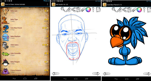 How to Draw - Art Lessons (free)