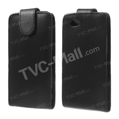Classic Vertical Flip Leather Case Cover, $1.68