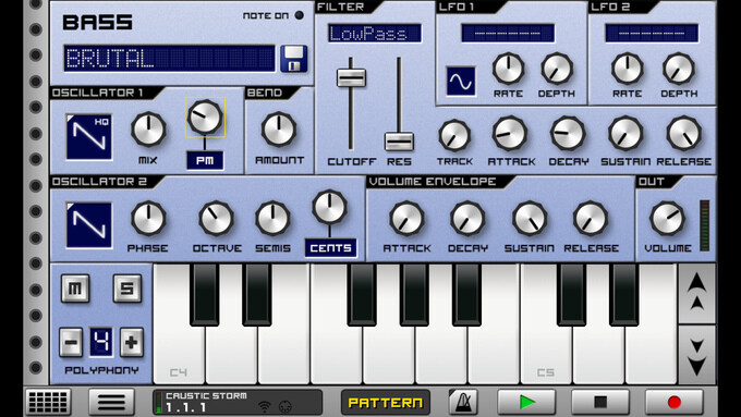 Caustic 3 review – a powerful music creation tool in the palm of your hand