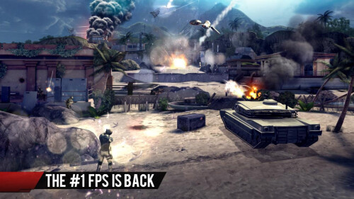 Modern Combat 4 - Android - $0.99