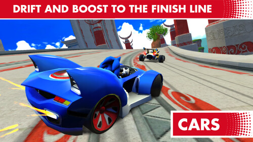 Sonic Racing Transformed $1.99 down from $4.99