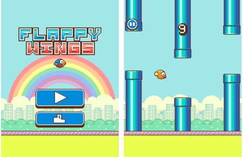 Flappy Wings (Android)