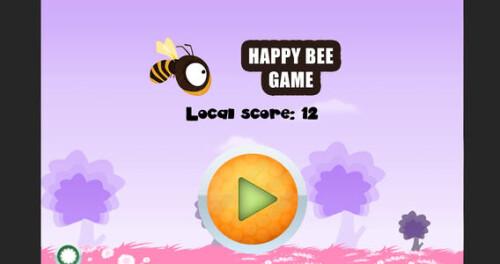 Flappy Bee (iOS)