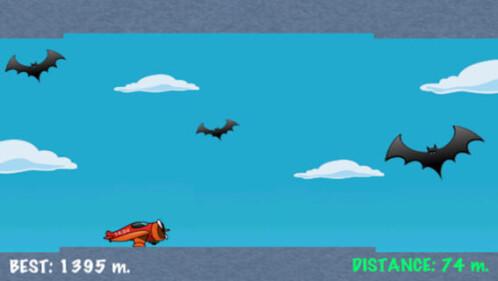 Flappy Plane (iOS)