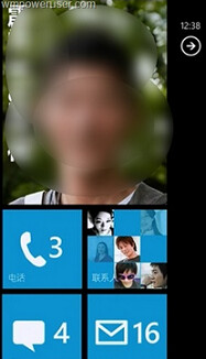 Larger Live Tile seen in 2011 concept slide