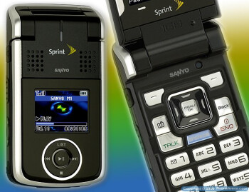 Sprint PCS finally launches Sanyo M1